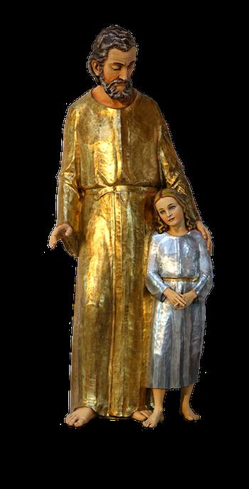św. Józef - figura